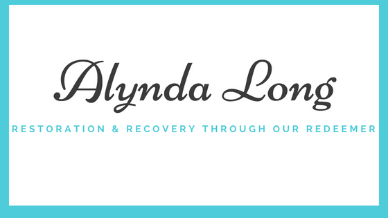Alynda Long redemption and recovery through our redeemer