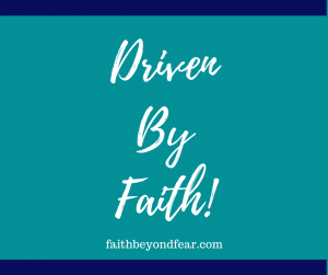 faithbeyondfear.com, alyndalong.com, Faith Beyond Fear, Driven by Faith