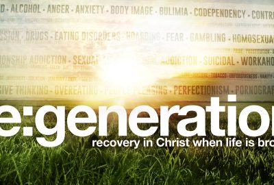 Re:Gen, Re:generation, recovery through Christ, Alynda Long, alyndalong.com, stepping through the steps