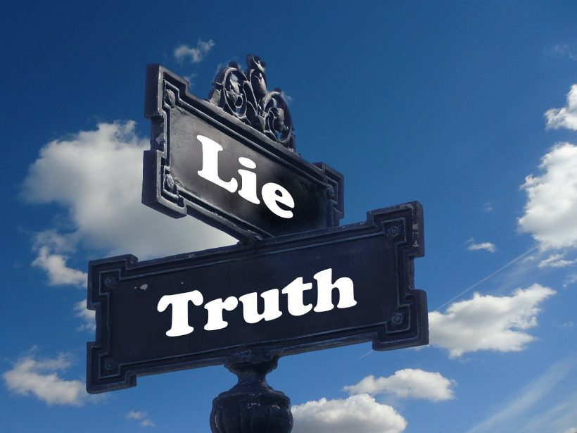 lies of the enemy, alyndalong.com, God's truth, Alynda Long