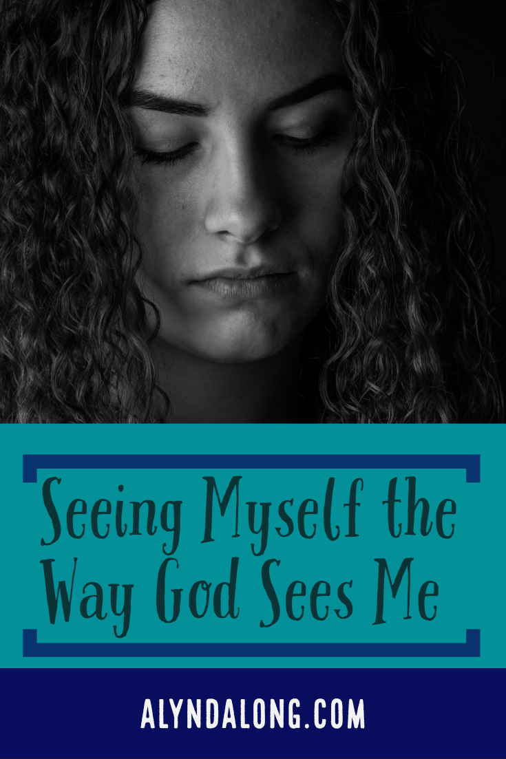 Learning to love myself the way God sees me, Alynda Long, alyndalong.com